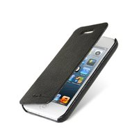 Чехол книжка Melkco для iPhone 5C черный Leather Case Face Cover Book Type (Black LC)