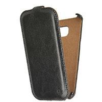 Черный чехол флип Pulsar Shell Case для SAMSUNG Galaxy S7