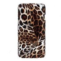Чехол футляр книга Brauffen для APPLE iPhone 6/6S (4.7) Леопард