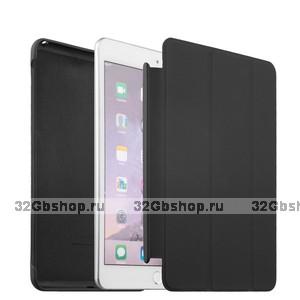 Черный чехол накладка обложка Smart Cover & Case для iPad mini 4
