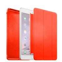 Красный чехол для iPad mini 4 Smart Cover & Case обложка с накладкой
