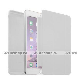 Белый чехол обложка накладка Smart Cover & Case для iPad mini 4
