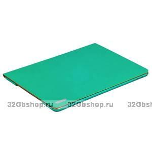 Зеленый чехол подставка для iPad Air 2 - Birscon Cool series Green