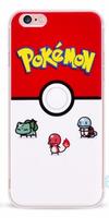 """Прозрачный силиконовый чехол для iPhone 6s / 6 (4.7"""") с рисунком POKEMON - Покемон"""
