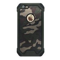 Защитный противоударный чехол для iPhone 7 камуфляж - Hybrid Dual Layer Shockproof Army Case