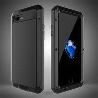 Противоударный защитный чехол TAKTIK EXTREME Black для iPhone 7 Plus - черный