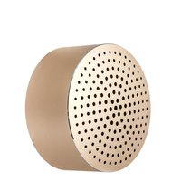 Портативная Bluetooth колонка Xiaomi Portable Round Box Speaker Gold Золотистая