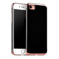 Силиконовый чехол для iPhone 7 Hoco Premium Rose Gold