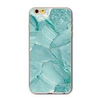 Силиконовый чехол для iPhone 7 / 8 - Silicone Case с рисунком Мрамор