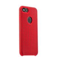 Красный силиконовый защитный чехол для iPhone 7 - COTEetCI Vogue Silicone Case