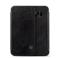 Черный чехол книга G-Case для Samsung Galaxy S8 - G-Case Slim Flip Leather Wallet Card Black