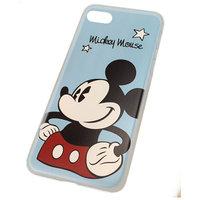 Пластиковый чехол накладка для iPhone 7 / 8 с рисунком Микки Маус - Mickey Mouse