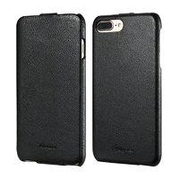 Черный чехол флип Fashion Case для iPhone 7 Plus