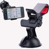 Автомобильный держатель прищепка для iPhone 5 / 5s / 6s / 6 / plus / SE