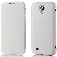 Чехол для Samsung Galaxy S4 - Flip Case White белый