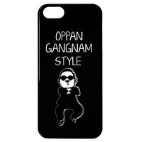 Чехол накладка Oppan Gangnam Style Case для iPhone 5 / 5s / SE