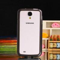 Черный ультратонкий бампер для Samsung Galaxy S4 - Ultra Thin Bumper Black