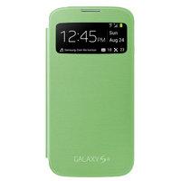 Чехол-обложка S View Cover Green для Samsung Galaxy S4 зеленый