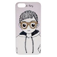 Пластиковый чехол накладка для iPhone 5 / 5s / SE Cocoroni Boy