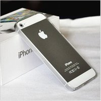 Силиконовый бампер Ultra Thin 0.2mm для iPhone 5 / 5s / SE прозрачный