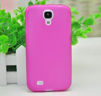 Ультратонкий чехол для Samsung Galaxy S4 - Ultra Thin 0.5mm Samsung S4 Case Hot Pink ярко розовый