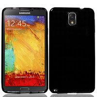 Cиликоновый чехол Melkco для Samsung Galaxy Note 3 N9000 черный