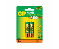 Аккумулятор  GP R6-2BL NiMH 2100 mAh тип АА
