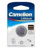 Элемент питания Спецэлементы Camelion CR2430 (батарейка литиевая 3V)
