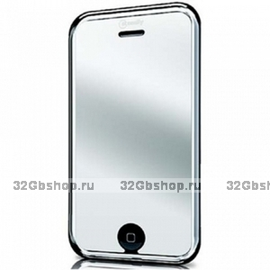 Защитная пленка на экран XDM для iPhone 3G (зеркальная)