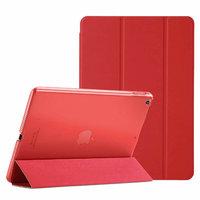 Красный чехол книжка для iPad 10.2 2019
