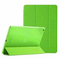 Зеленый чехол книжка для iPad 10.2 2019