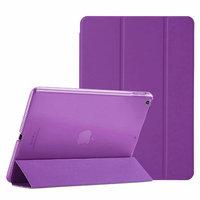 Фиолетовый чехол книжка для iPad 10.2 2019
