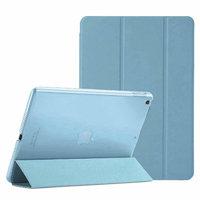 Голубой чехол книжка для iPad 10.2 2019