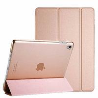 Розовый золотой чехол книжка для iPad 10.2 2019