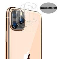 Защитное стекло на камеру для iPhone 11 Pro