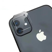 Защитное стекло на камеру для iPhone 11