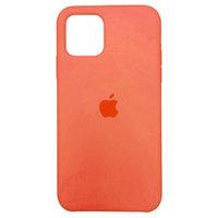 Оранжевый силиконовый чехол для Apple iPhone 11 Pro Max - Silicone Case Orange