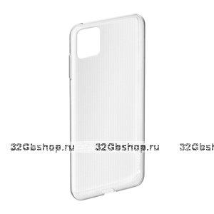 Прозрачный силиконовый чехол для для iPhone 11 - Deppa Gel Case 1.0mm