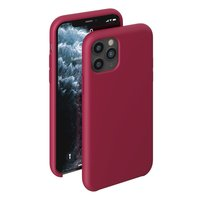 Красный силиконовый чехол для для iPhone 11 - Deppa Liquid Silicone Case Red 1.5mm