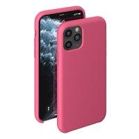 Фуксия силиконовый чехол для для iPhone 11 - Deppa Liquid Silicone Case Fuchsia 1.5mm