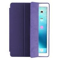 Фиолетовый чехол книга для iPad 10.2 2019 - Art Case Smart Series Purple
