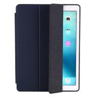 Темно-синий чехол книга для iPad 10.2 2019 - Art Case Smart Series Dark Blue
