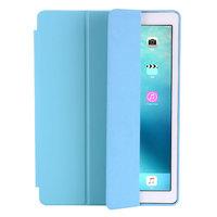 Голубой чехол книга для iPad 10.2 2019 - Art Case Smart Series Light Blue