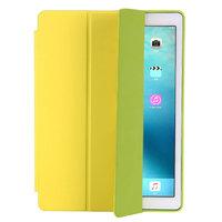 Желтый чехол книга для iPad 10.2 2019 - Art Case Smart Series Yellow