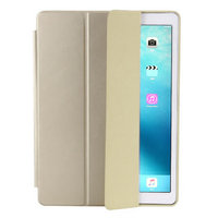 Бежевый чехол книга для iPad 10.2 2019 - Art Case Smart Series Beige