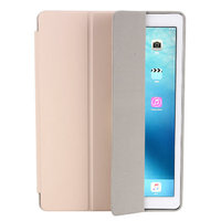 Розовое золото чехол книжка для iPad 10.2 2019 - Art Case Smart Series Pink Gold