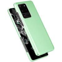 Зеленый пластиковый чехол для Samsung Galaxy S20 Ultra