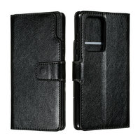Черный чехол книжка для Samsung Galaxy S20 Ultra