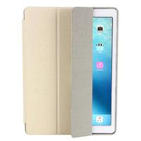 Золотой чехол книжка для iPad 10.2 2019 - Art Case Smart Series Gold