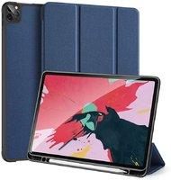Синий чехол книжка подставка для iPad Pro 11 2020 с держателем Pencil
